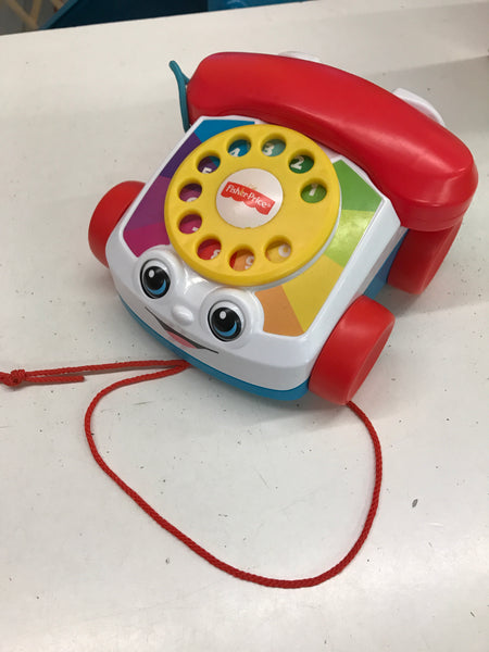 Fisher Price Pull Telephone