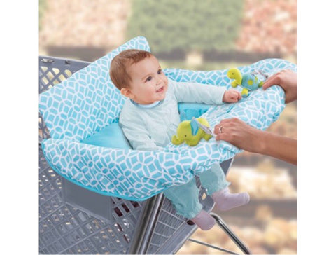 Summer Infant 2-in-1 Cart Cover & Positioner