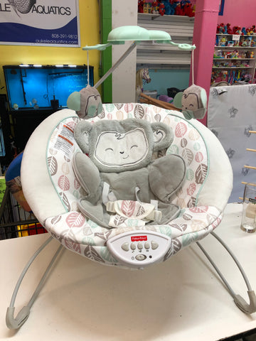 Fisher Price Bouncer, Monkey