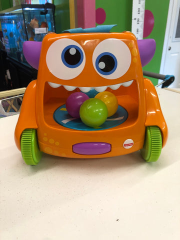 Fisher Price Zoom 'N Crawl