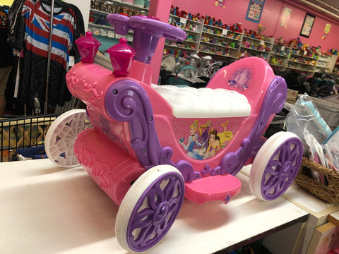 Disney Princess Power Ride On
