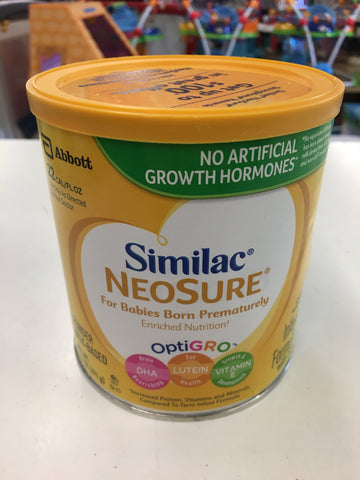 New Similac NeoSure Formula