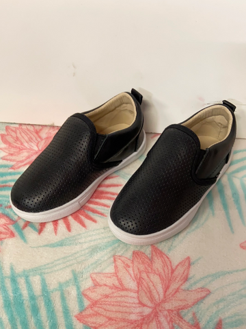 Little Bipsy Leather Shoes, Size 6