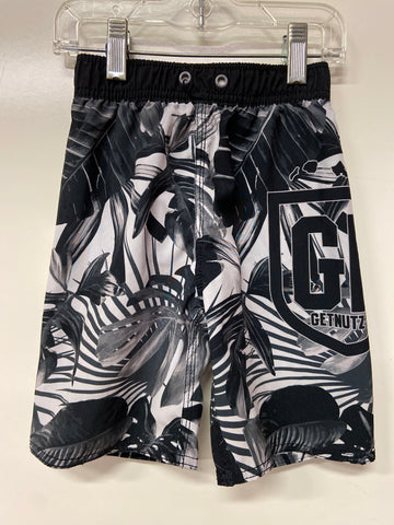Get Nutz Board Shorts, Size 6
