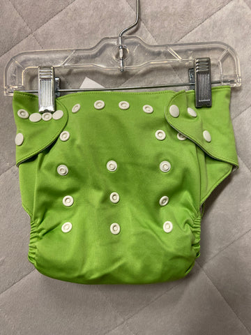 Mama Koala Cloth Diaper, Green