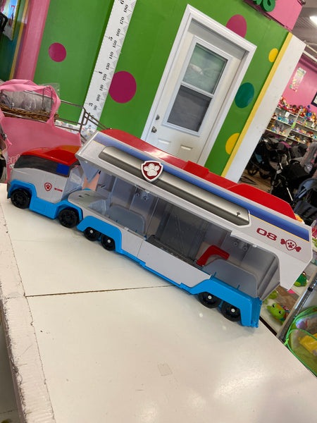 Paw Patroll Patroller Transport Vehicle