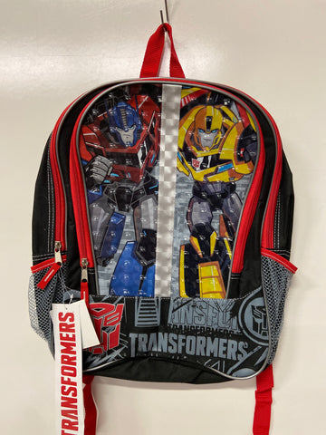 New Transformers Kids Backpack
