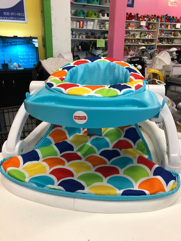 Fisher Price Sit Me Up, Multi-Color