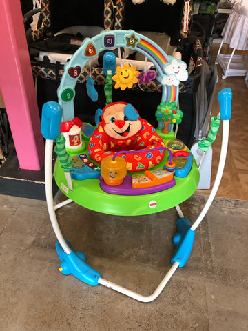 Fisher Price Laugh & Learn Jumperoo