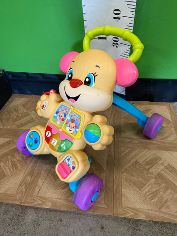 Fisher Price Smart Sis Walker