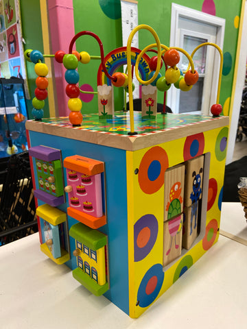 Alex Busy Town Activity Cube