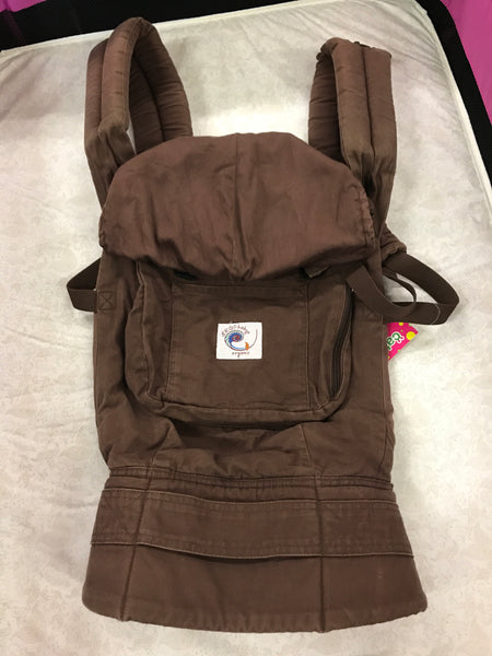 ErgoBaby Organic Carrier, Brown