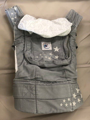 ErgoBaby Carrier, Galaxy Grey