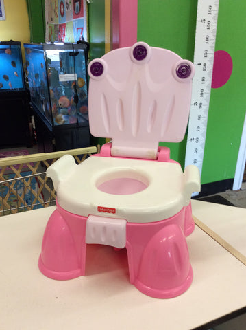 Fisher Price Potty, Princess