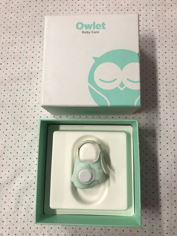 Owlet Sock Baby Heart Rate Monitor