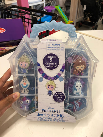 New Frozen 2 Jewelry Activity