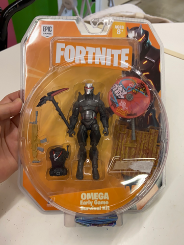 New Fortnite Omega Action Figure
