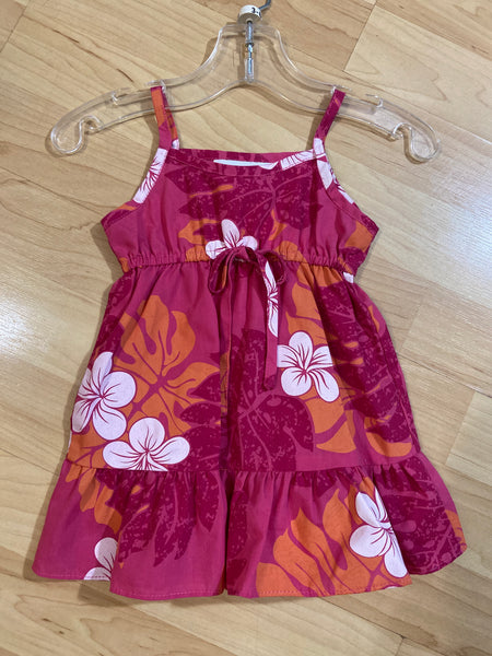 One Papaya Dress,, Size 6M