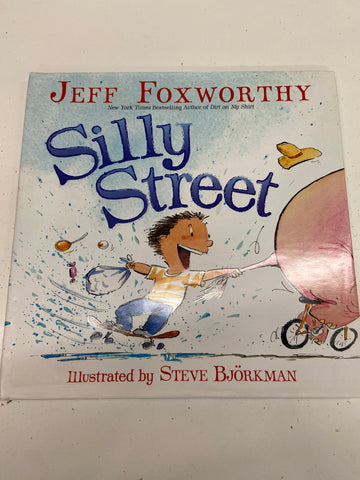 Silly Street Book