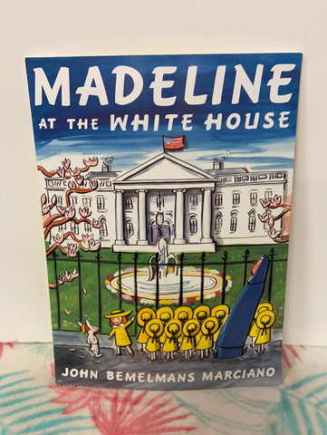 Madeline at the White House Book