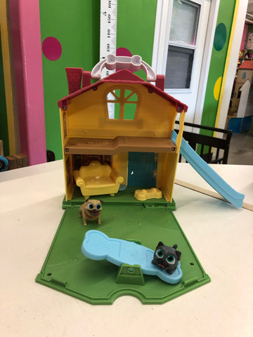Puppy Dog Pals Stow n Go Tree House Playset