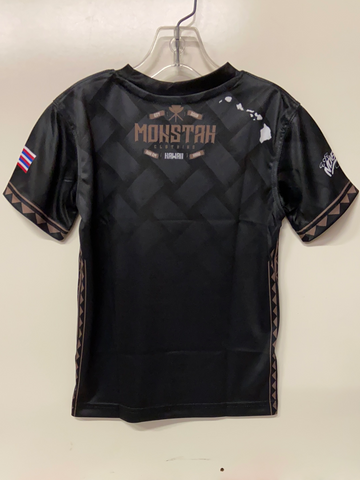New Monstah Clothing Yoda Jersey
