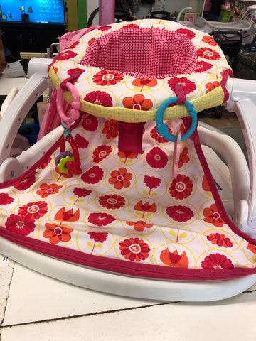 Fisher Price Sit Me Up, Floral