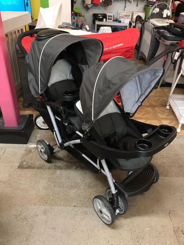 Graco Duo Glider Double Stroller