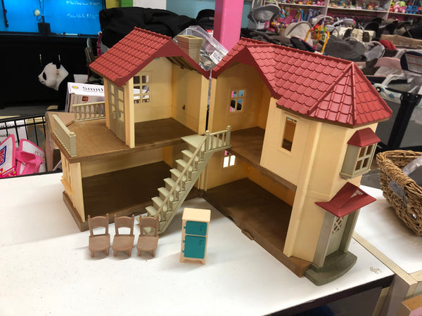 Calico Critter House
