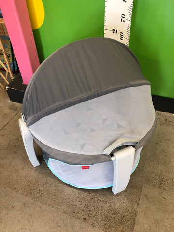 Fisher Price On-the-Go Baby Dome Bassinet
