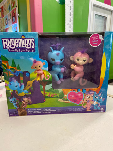 New Fingerlings