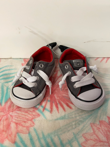 New Converse Shoes, Size 4