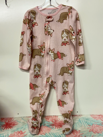 Just One You Coverall, Size 2T