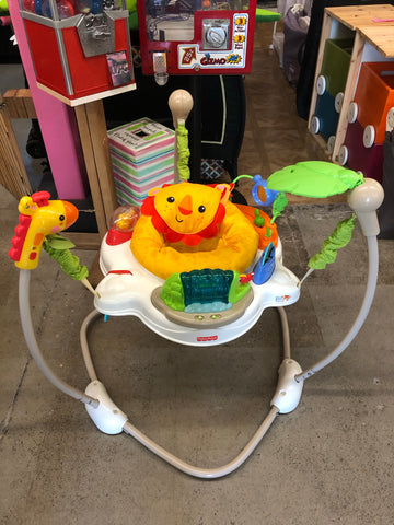 Fisher Price Jumperoo, Lion