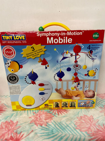 Tiny Love Symphony in Motion Mobile