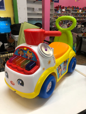 Fisher Price Music Parade Ride On