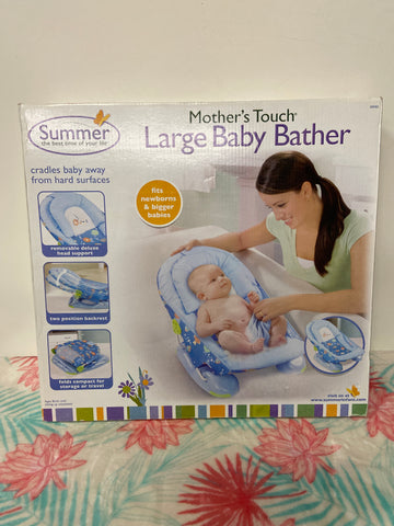New Summer Large Baby Bather, Fishes