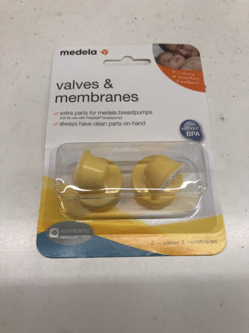 New Medela Valves & Membranes