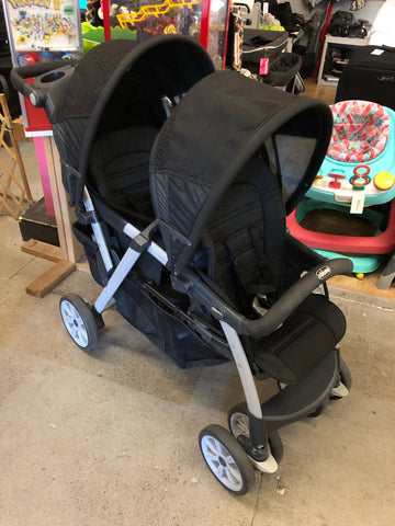 Chicco Together Double Stroller