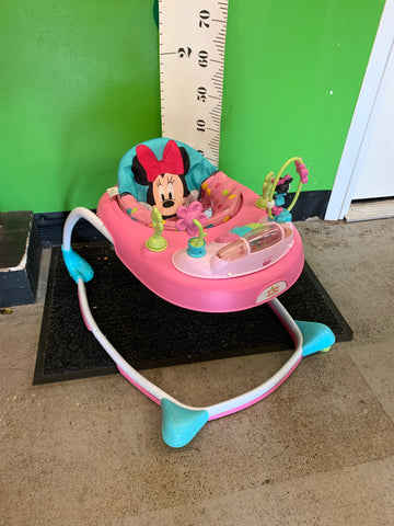 Bright Starts Minnie Mouse Walkers