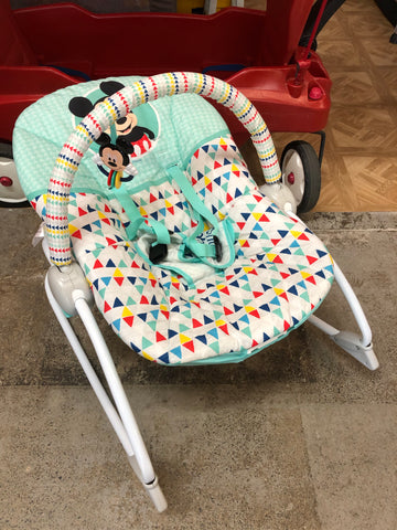 Mickey Mouse Rocker