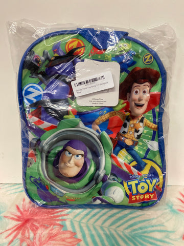 "New Disney Toy Story 12"" Kids Backpack"