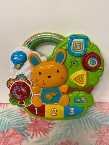 Vtech Lil' Critters Crib-to-Floor Activity Center