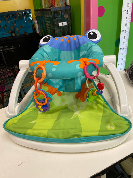 Fisher Price Sit Me Up, Frog