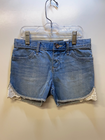 New Children's Place Shorts, Size 6-7