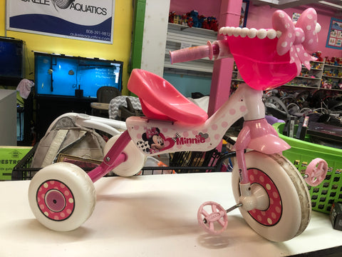 Huffy Minnie Mouse Trike