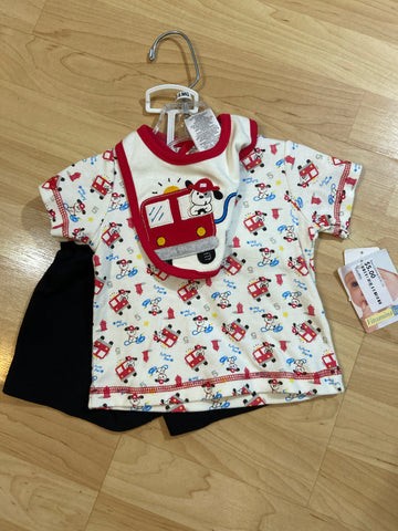 New Vitamins 3pc Set, Size 6M