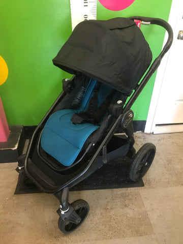 Baby Jogger City Premier, Teal