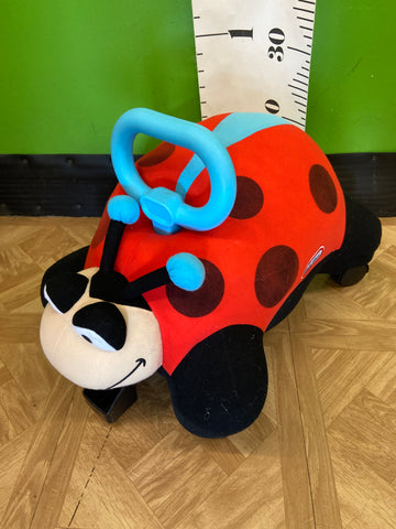 Little Tikes Pillow Racer Ride-on, Ladybug