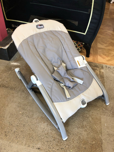 Chicco Bouncer, Grey